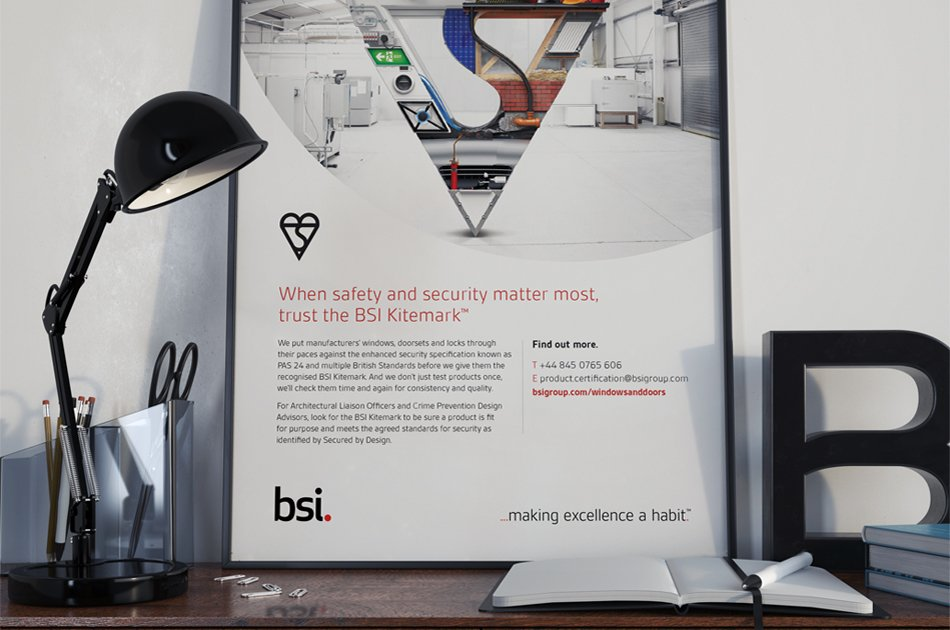 BSI (Corporate Poster)