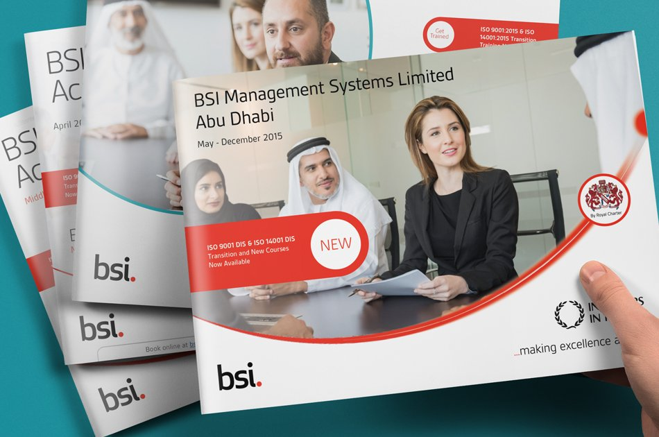 British Standard Institute (Training Brochure)